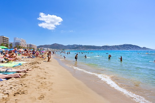 Hotel A Marbella En Espagne